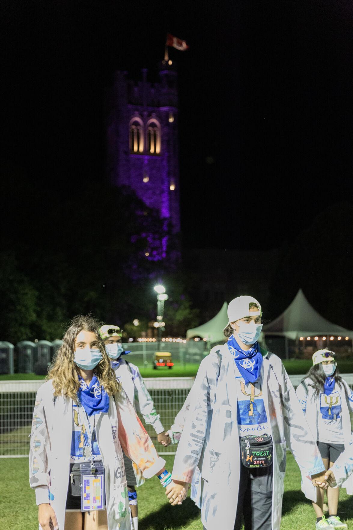 Science Soph OWeek Protest