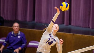 Women's volleyball vs Ryerson