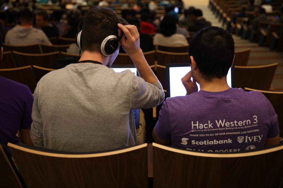 Hack Western 3 opening ceremonies