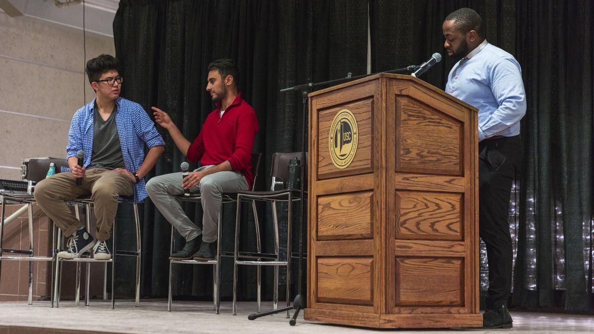 USC Debate (Photo 7, Together/ Tobi)