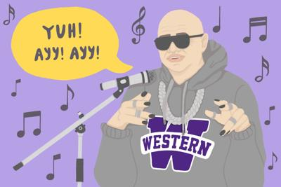 """SPOOF: Rick McGhie to start preforming rap songs to be more """"in with the kids"""" (graphic - png)"""