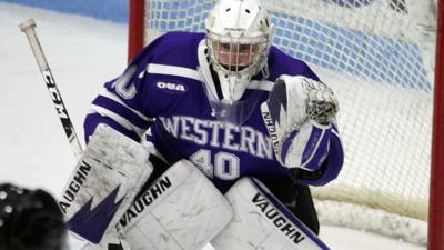 Men's hockey, Feb 2