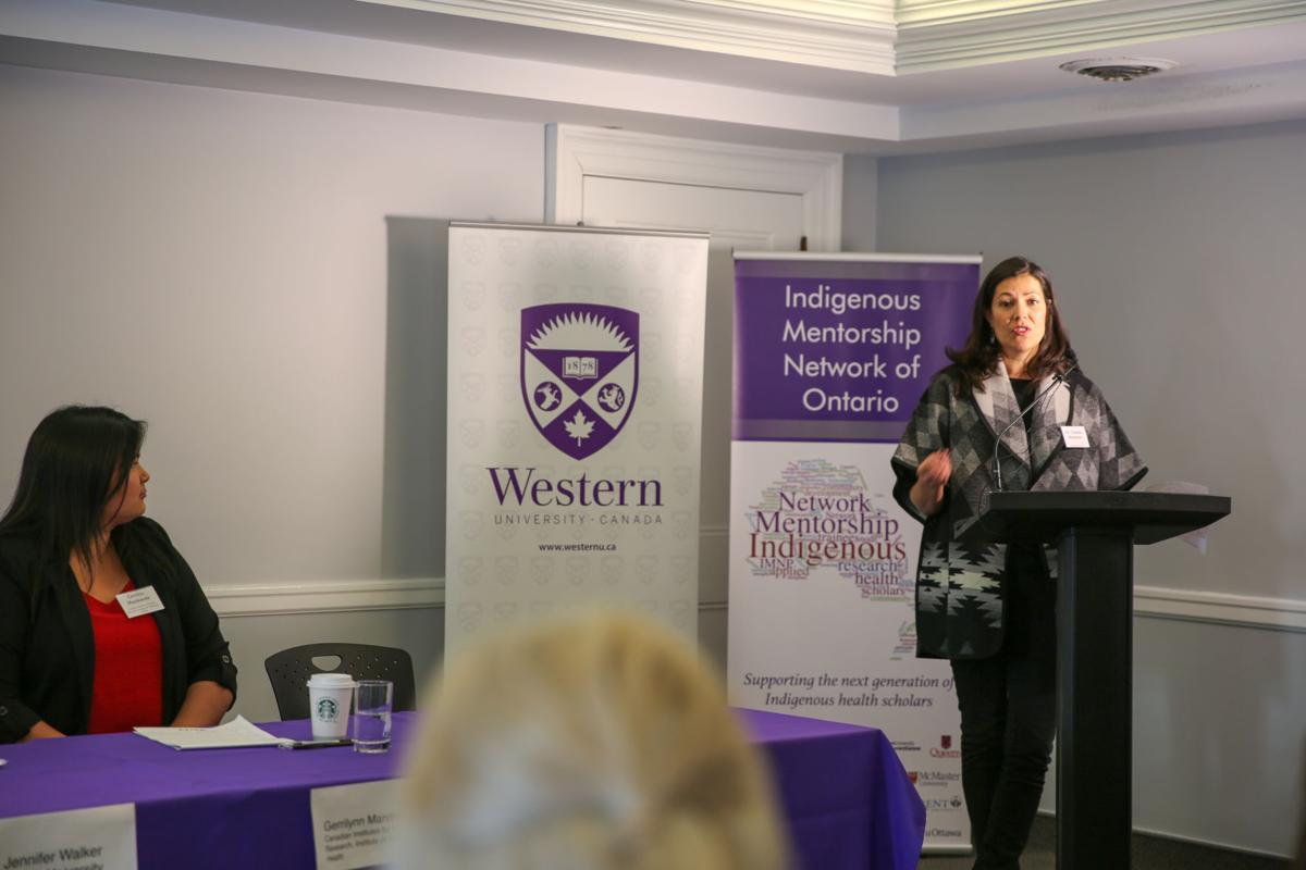 Indigenous Mentorship Network of Ontario 2