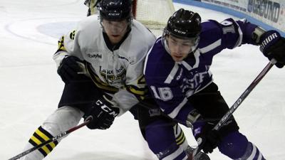 Men's Hockey, Jan 25