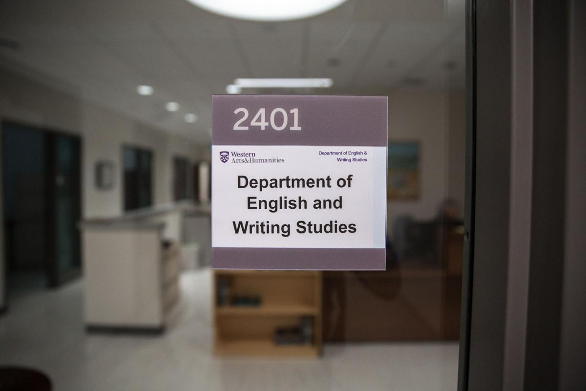 Department of Writing Photo)