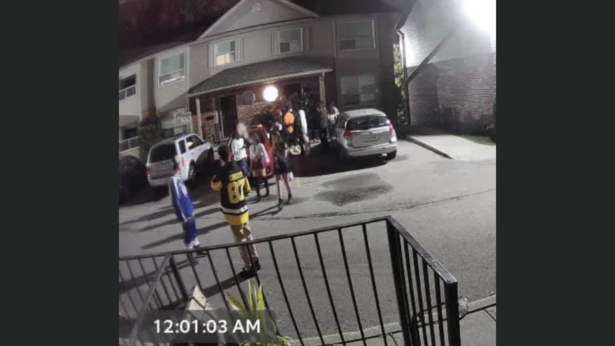 Halloween House Party 1