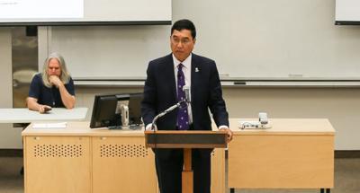 Senate Meeting, November 17
