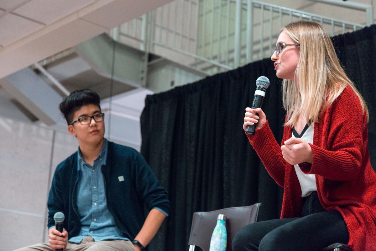 USC Media Debate (Photo 1)