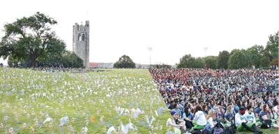 UCC Hill - Before / After O-Week (Main photo)