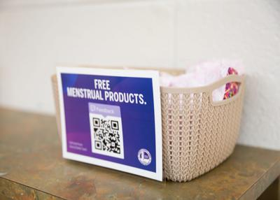 Women's menstrual products (Photo)