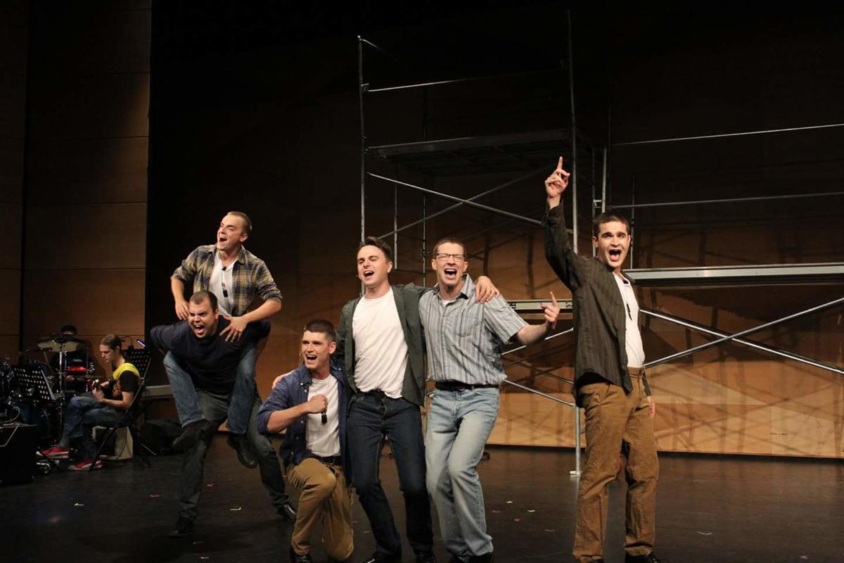 Dogfight Production Photo