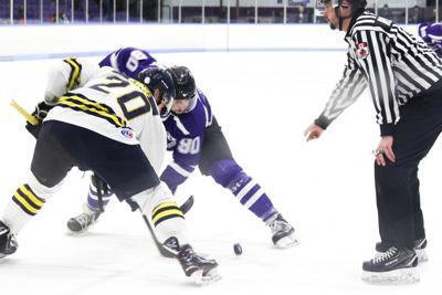 Mustangs men's hockey vs Lakehead Feb 9, 2019