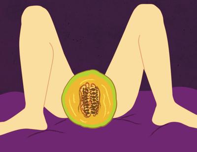 Kristin Lee - food porn article