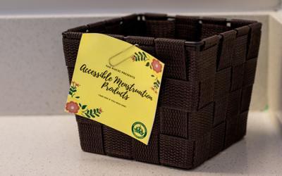 King's Menstral Donation Box (Photo)