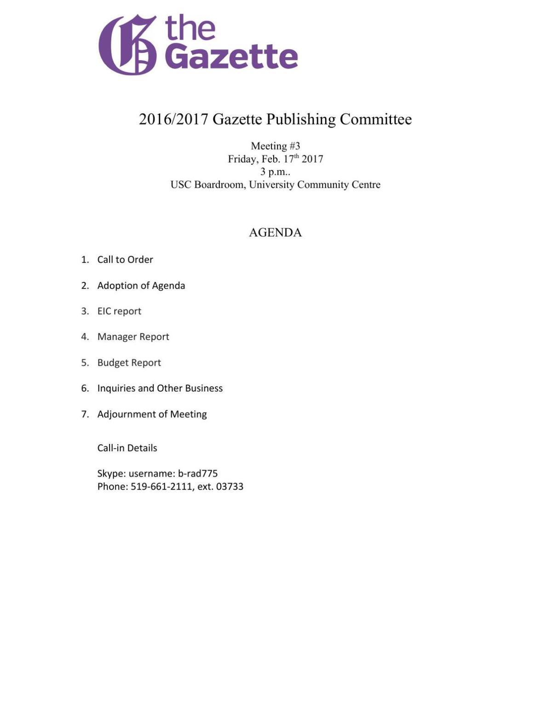 PDF: Publications Committee agenda Feb. 17, 2017
