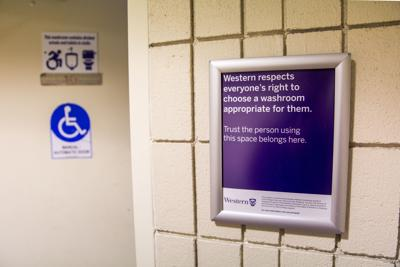 Gender neutral washrooms
