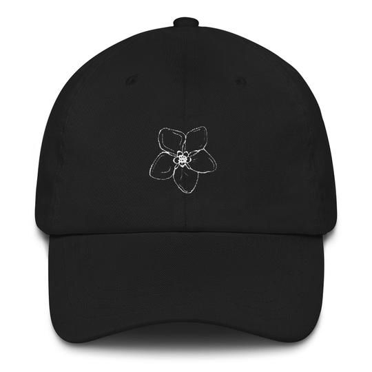 Forget Me Not cap (Photo)