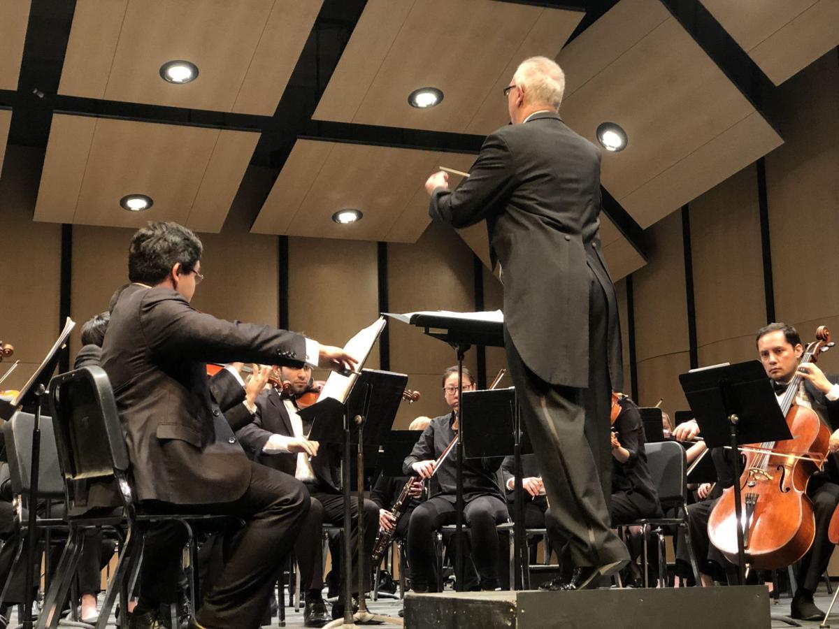 Orchestra symphony 3