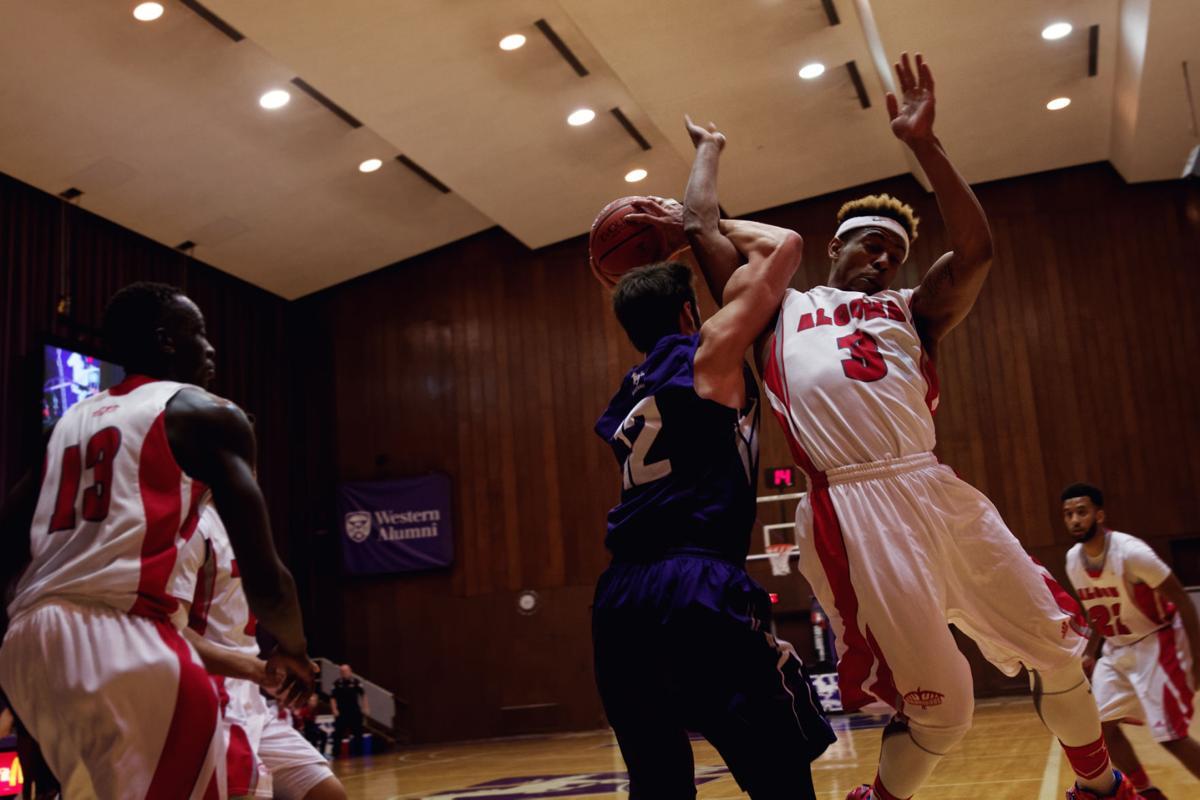Men's Basketball vs Algoma, Feb 27