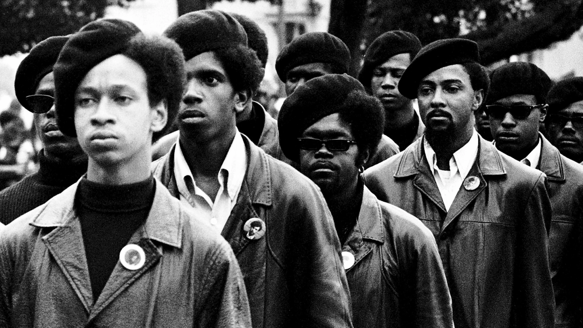 BSA: Black Panther Party