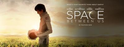 The Space Between Us (poster)