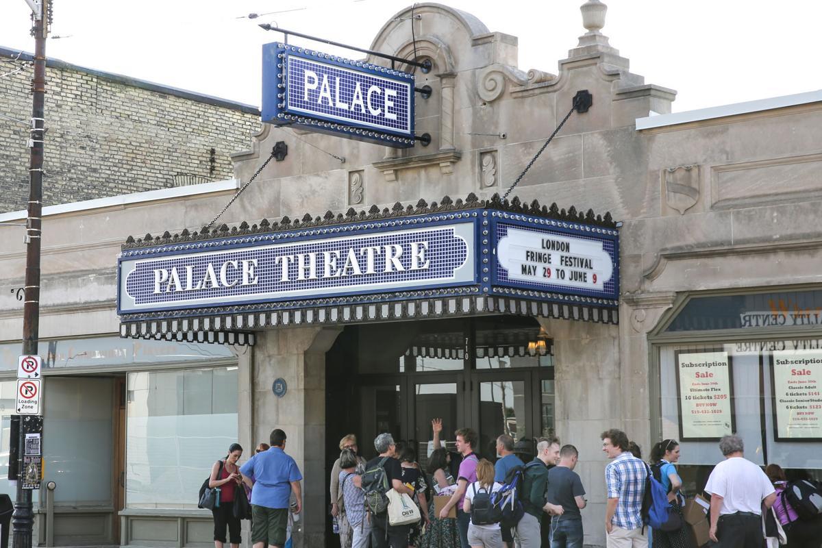 Fringe Opening (Photo 1, Palace Entrance)