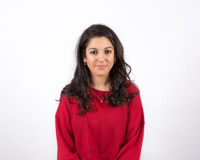 Judy Basmaji headshot