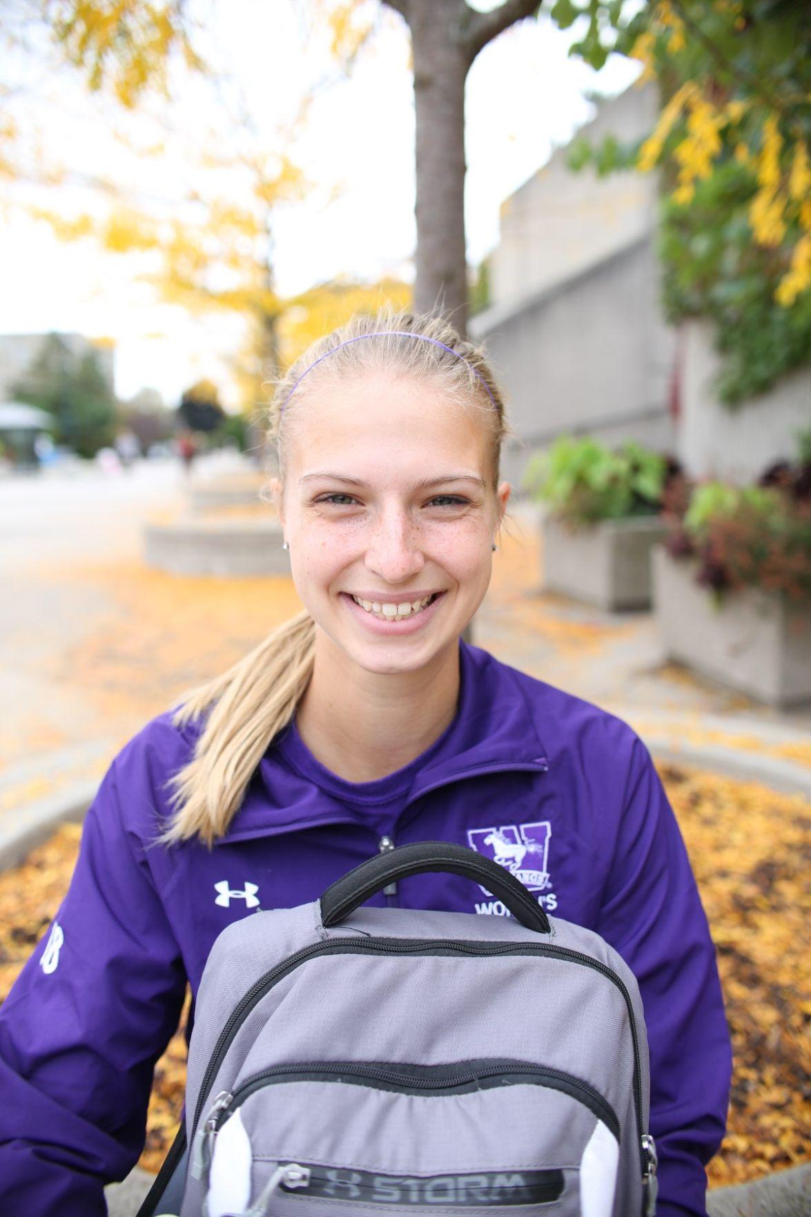 Purple Pipe: Striker Amanda Boyle