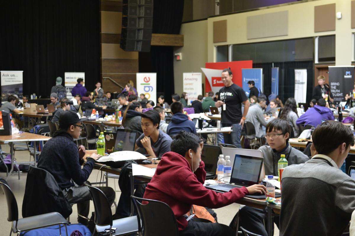 Mustang Lounge Hackathon