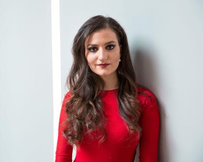 Najwa Zebian Profile (Photo)