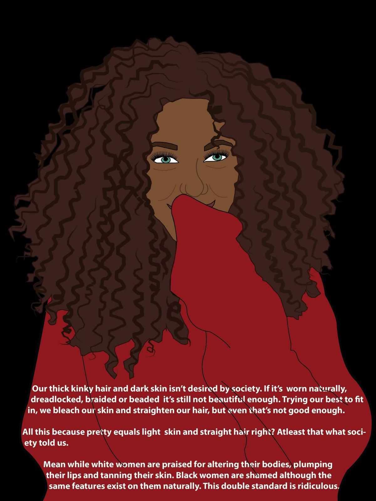BSA: Black IS Beautiful 1