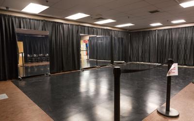 UCC dance space (Photo)