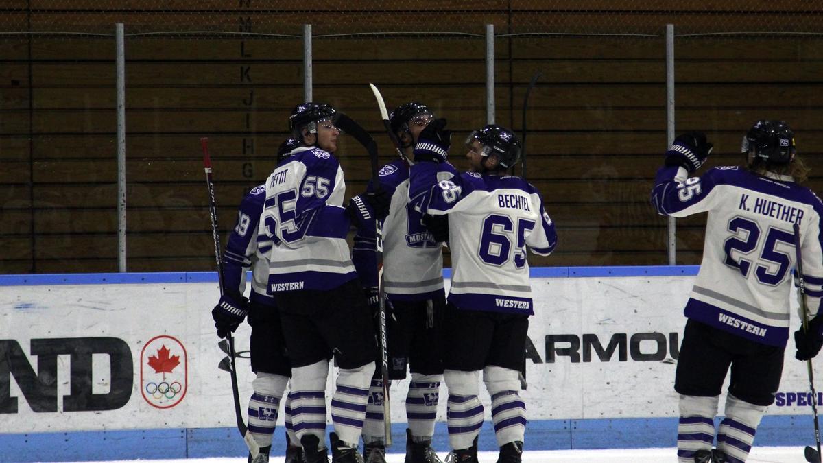 Men's hockey, Oct. 27