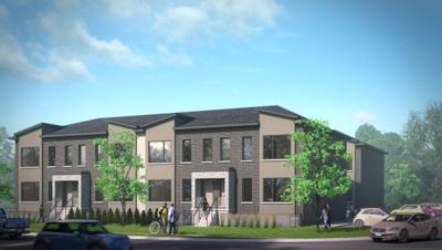 Housing development concept (Photo)