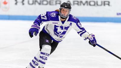 Women's Hockey, Oct. 26