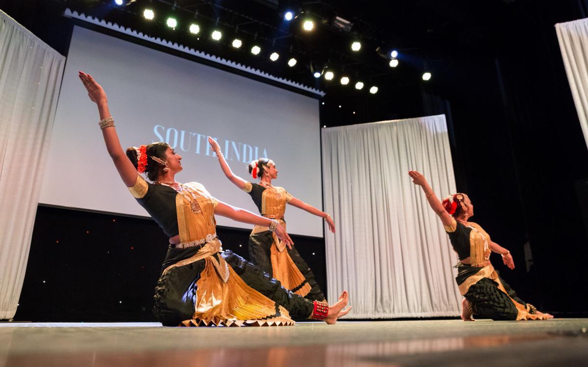 Indo-Canadian Club Fashion Show 8