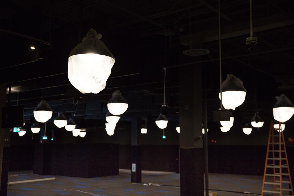 Rec Room (Photo 2, Hanging Lights)