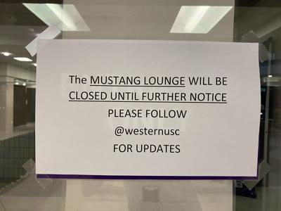Mustang Lounge closed