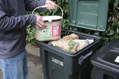 Green bin program