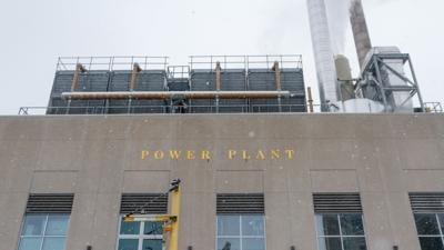 Campus power plant