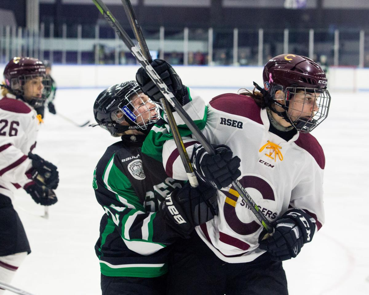 Women's Hockey Championship St. FX vs Saskatchewan 2