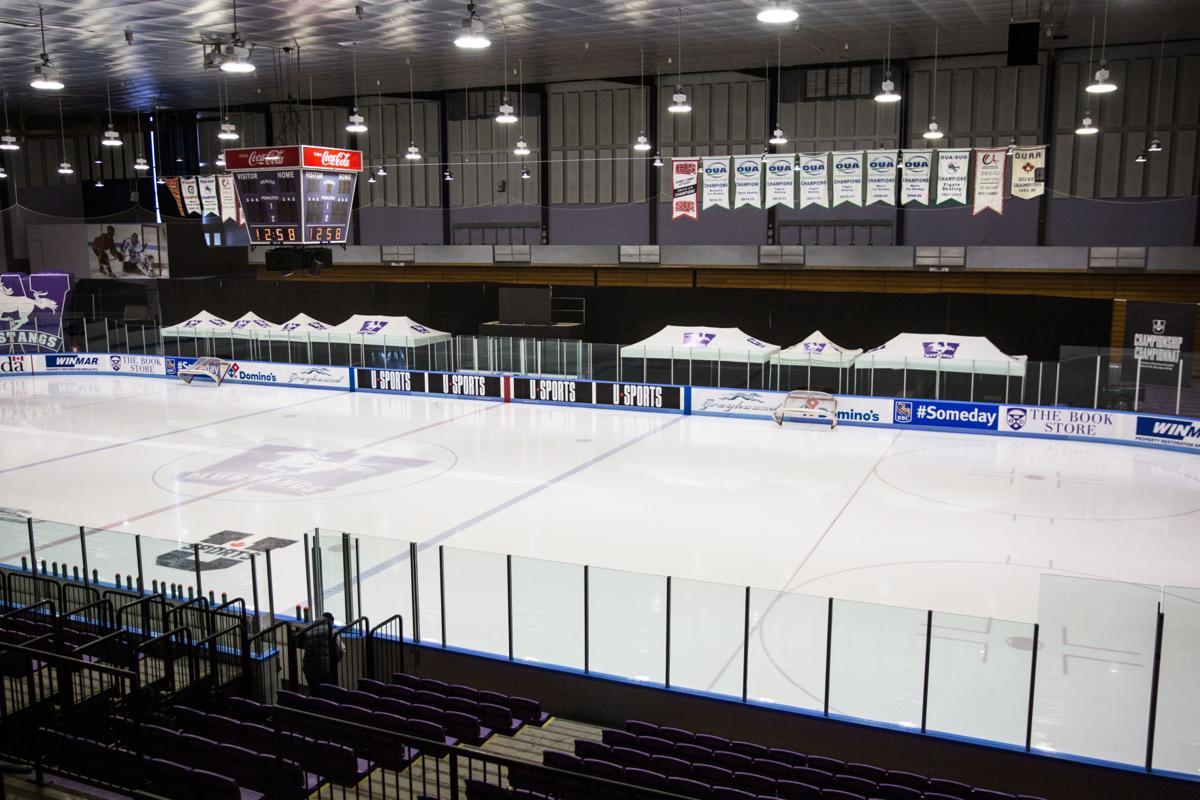 Thompson Arena (Photo)