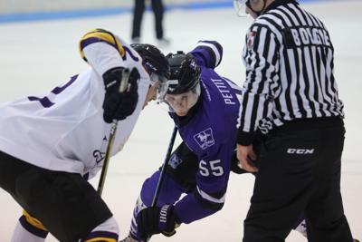 Men's Hockey vs Laurier 2