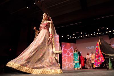 Indo-Canadian Club Fashion Show 3