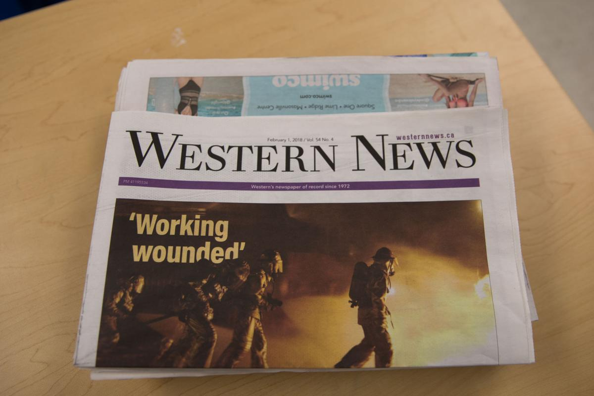Western News paper