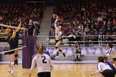 women's volleyball quarterfinals