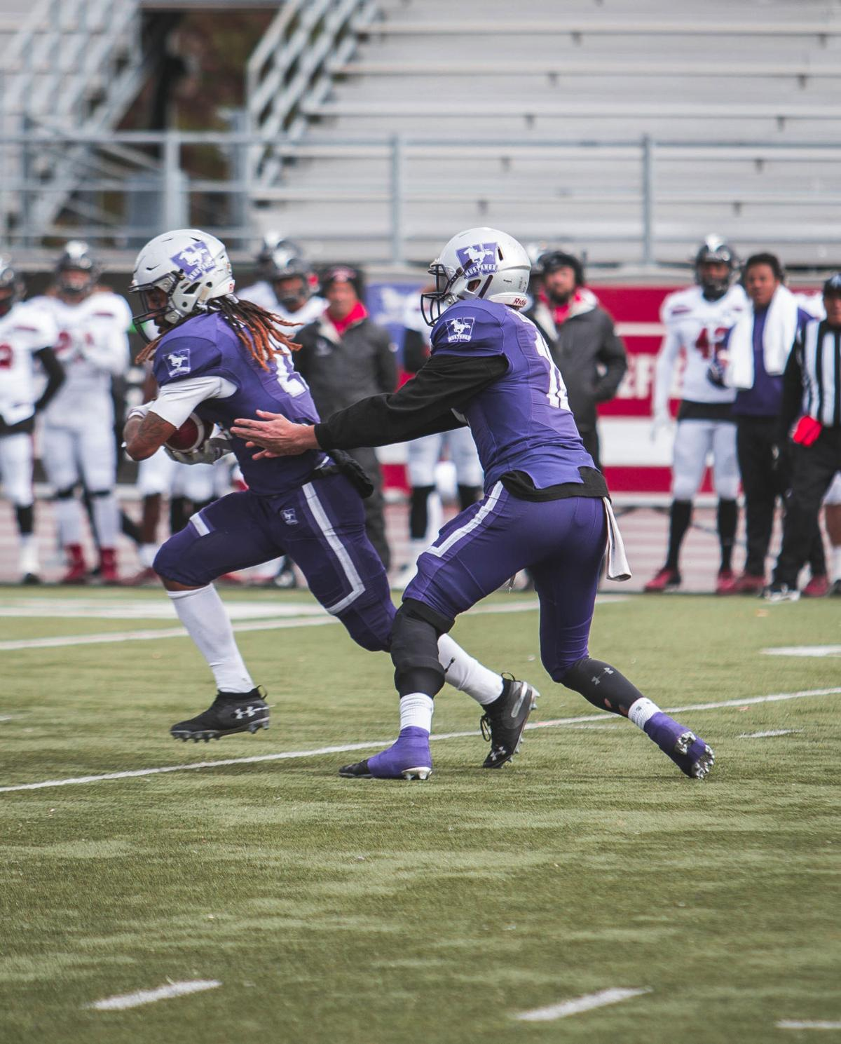 Western football playoffs (Photo)