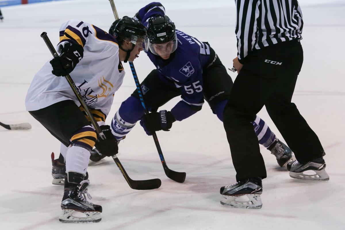 Men's Hockey vs Laurier 3