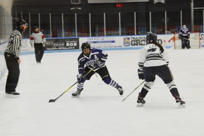 Women's Hockey, Jan 25