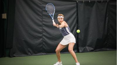WMU Women's Tennis Ana Guadiana